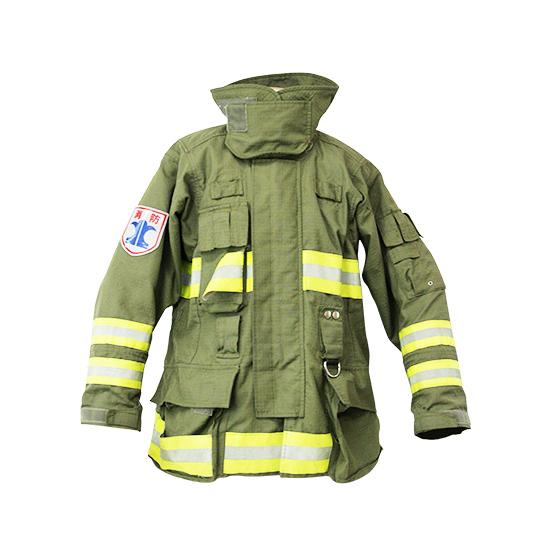 fireman material philosophy