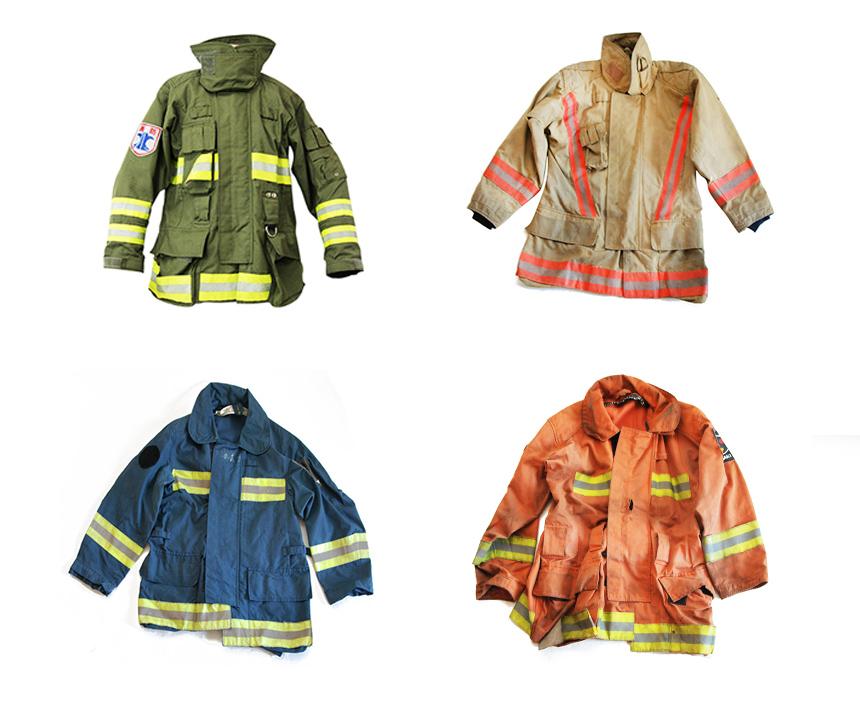 fireman uniforms